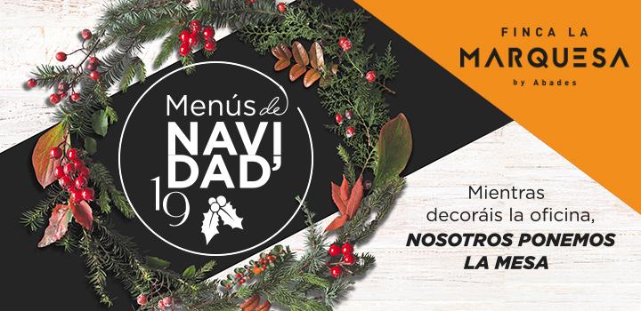 Oferta de menús de navidad en La Marquesa (Granada)